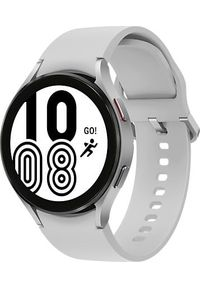 SAMSUNG - Smartwatch Samsung Galaxy Watch 4 Aluminum 44mm Szary (SM-R870NZSAEUE). Rodzaj zegarka: smartwatch. Kolor: szary