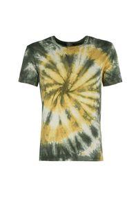 Champion T-Shirt. Okazja: na co dzień. Materiał: tkanina. Styl: casual