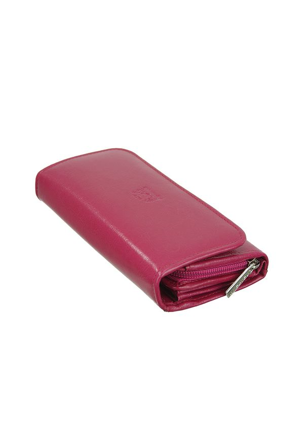 Różowy portfel Perfekt Plus