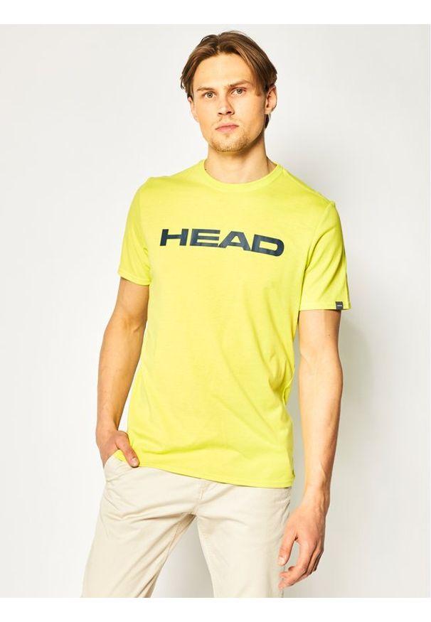Zielony t-shirt Head