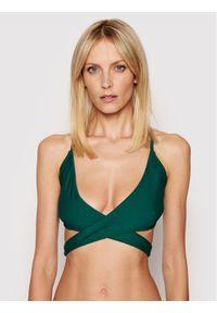 4f - 4F Góra od bikini v Zielony. Kolor: zielony