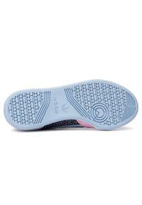 Buty sportowe Adidas na co dzień, z cholewką