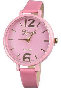 Różowy zegarek GSM City