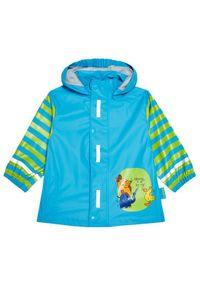 Playshoes Kurtka przeciwdeszczowa 408506 M Niebieski Regular Fit. Kolor: niebieski