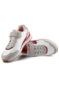 Big-Star - Sneakersy BIG STAR HH374109 Biały. Kolor: biały #5