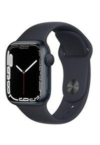 APPLE - Smartwatch Apple Watch 7 GPS 41mm aluminium, północ | północ pasek sportowy. Rodzaj zegarka: smartwatch. Styl: sportowy