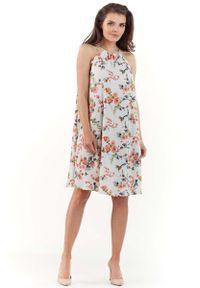 Sukienka mini Lou-Lou w kwiaty