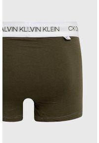 Calvin Klein Underwear - Bokserki Ck One. Kolor: zielony