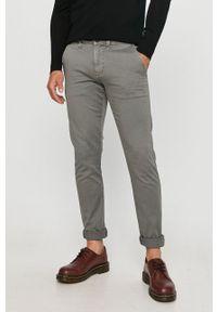 Szare spodnie Pepe Jeans