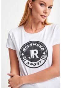John Richmond Sport - T-SHIRT SUARES JOHN RICHMOND SPORT. Okazja: na co dzień. Materiał: materiał. Styl: sportowy
