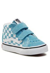 Vans Sneakersy Sk8-Mid Reissue V VN0A5DXD30Y1 Niebieski. Kolor: niebieski. Model: Vans SK8