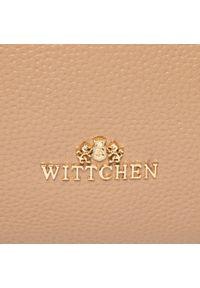 Beżowa torebka klasyczna Wittchen