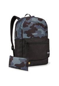 Czarny plecak na laptopa CASE LOGIC młodzieżowy
