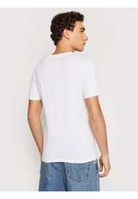 Only & Sons - ONLY & SONS T-Shirt Basic 22020798 Biały Slim Fit. Kolor: biały #5