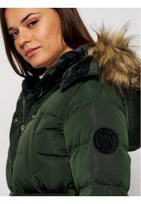 Zielona kurtka zimowa Pepe Jeans