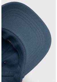HUF - Czapka. Kolor: niebieski