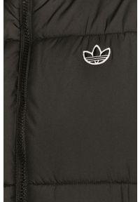 Czarna kurtka adidas Originals bez kaptura