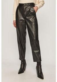 Czarne spodnie materiałowe Noisy may #4