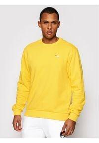 Fila Bluza Efim 688164 Żółty Regular Fit. Kolor: żółty
