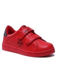 Big-Star - Sneakersy BIG STAR - DD374030 Red. Zapięcie: rzepy. Kolor: czerwony. Materiał: skóra ekologiczna, materiał. Szerokość cholewki: normalna
