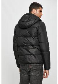 Czarna kurtka Calvin Klein Jeans z kapturem