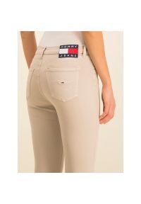 Beżowe jeansy slim Tommy Jeans #5