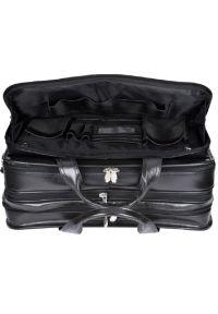 Torba na laptopa MCKLEIN Walton 17 cali Czarny. Kolor: czarny. Materiał: skóra #3