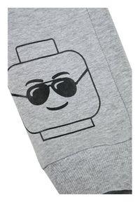Szare spodnie dresowe LEGO Wear
