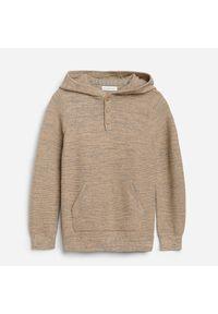 Sweter Reserved z kapturem