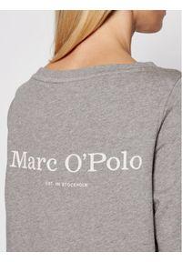 Marc O'Polo Bluza 102 4001 54059 Szary Regular Fit. Typ kołnierza: polo. Kolor: szary
