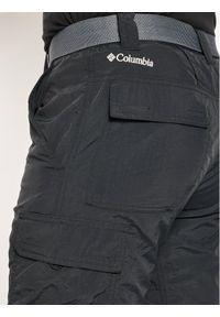 Czarne spodnie columbia