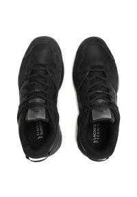 Lacoste Sneakersy T-Point 0721 1 G Sma 7-41SMA010102H Czarny. Kolor: czarny #3