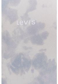 Levi's® - Levi's - Top. Okazja: na spotkanie biznesowe. Kolor: niebieski. Długość rękawa: na ramiączkach. Styl: biznesowy