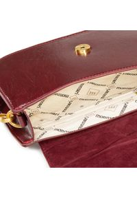 Czerwona torebka klasyczna Monnari