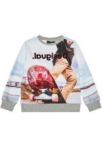 Bluza Desigual w kolorowe wzory
