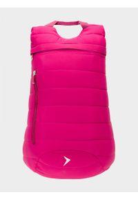 Różowy plecak outhorn