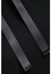 Answear Lab - Bluza. Kolor: czarny. Materiał: dzianina. Styl: wakacyjny