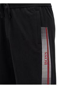 BOSS - Boss Szorty sportowe Authentic 50449962 Czarny Regular Fit. Kolor: czarny