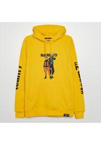 Żółta bluza Cropp