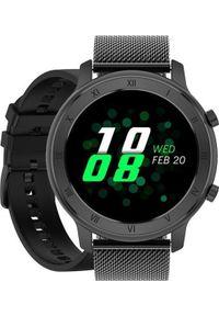 Smartwatch Pacific 17 Szary (15557-uniw). Rodzaj zegarka: smartwatch. Kolor: szary