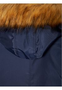 Niebieska kurtka zimowa Guess Jeans