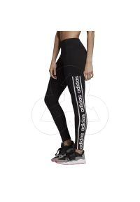 Legginsy sportowe Adidas na lato, na fitness i siłownię