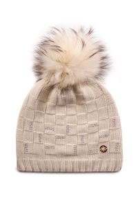 Beżowa czapka Granadilla