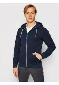 CMP Bluza 31D8517 Granatowy Regular Fit. Kolor: niebieski