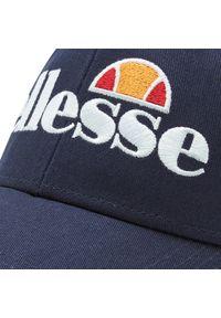 Ellesse - Czapka z daszkiem ELLESSE - Ragusa Cap SAAA0849 Navy. Kolor: niebieski. Materiał: materiał, bawełna