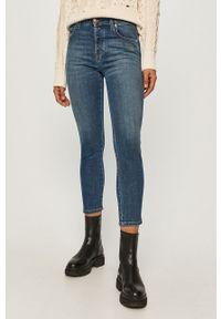 Niebieskie jeansy Diesel