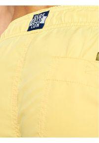 Pepe Jeans Szorty kąpielowe New Brian PMB10265 Żółty Regular Fit. Kolor: żółty #4