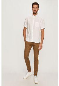 Biała koszula Marc O'Polo casualowa, na co dzień