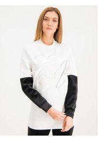 Biała bluza Emporio Armani