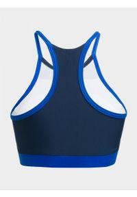 Niebieski strój kąpielowy outhorn z wyjmowanymi miseczkami